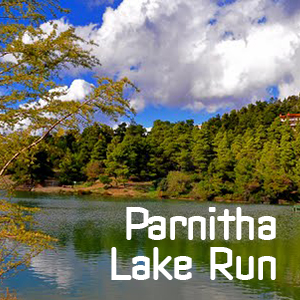 Parnitha Lake Run