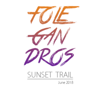 Folegandros Sunset Trail 2018