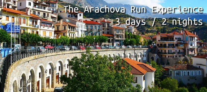 arachova run exp