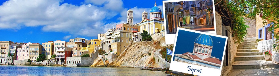 Syros City Trail
