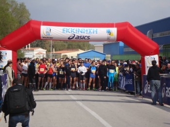 20K Race of Athens Health Runners Club